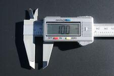 "Vernier Calibrador Digital Micrómetro Medir Herramienta calibre Regla 6"" 150mm"