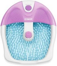 Conair Foot and Pedicure Spa with Soothing Vibration Massage
