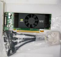 PNY NVIDIA Quadro NVS 420 VHDCI to HDMI X4 Monitors Video Card Windows 10 8 7 XP