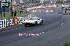 Robert Buchet & Ben Pon Porsche 904 GTS Le Mans 1965 Photograph