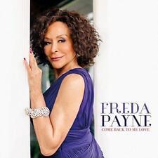 Freda Payne - Come Back To Me Love (NEW CD)