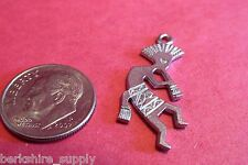 Fifty Pewter Zuni Kokopeli Fertility Charms