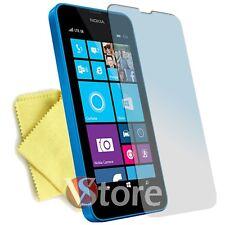 5 Películas Para NOKIA Lumia 630-635 Proteger Guardar Pantalla LCD Película