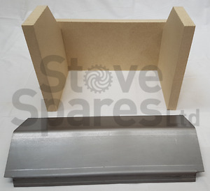 CLEARVIEW VISION 500 FIRE BRICK & BAFFLE SET
