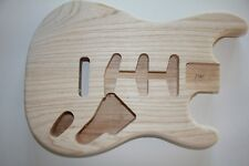 LEICHTE Strat Statocaster Bodies US Swamp ash Korpus 3xSC Gitarrenbau