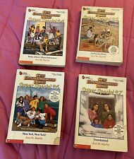 Baby-Sitters Club Super Specials Books 4-7