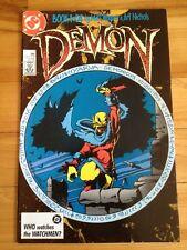 Demon # 1 , 1987    dc comics