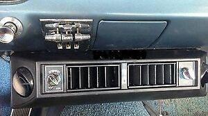 ADD ON UNDER THE DASH A C AIR CONDITIONING SYSTEM KIT FOR LINCOLN & MERCURY