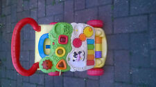 Vtech First Steps Baby Walker  No Phone  Excellent Condition MUSICAL INTERACTIVE