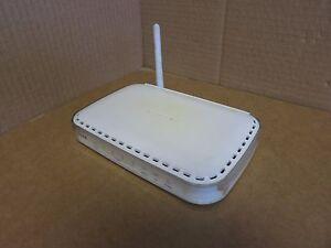 Netgear DG834G ( v.3 ) - 54Mbps Wireless ADSL Modem Firewall Router 802.11g
