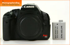 Canon EOS Rebel T1i (500D) 15MP DSLR Camera & Battery + Free UK Postage