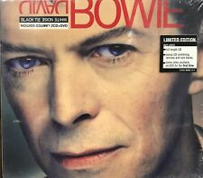 David Bowie Black Tie White Noise 2-CD + DVD Limited Edition