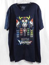 Loot Crate Voltron Legendary Defender Transformers 2XL S/S Shirt Exclusive