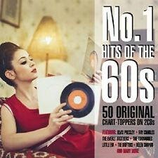 NO 1 HITS OF THE 60S  (THE SHADOWS, ROY ORBISON, ELVIS PRESLEY, ...) 2 CD NEUF