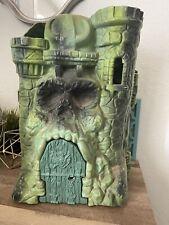 Vintage 1982 MOTU Masters Of The Universe Castle Grayskull He Man Castle