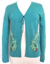 Damen-Pullover & -Strickware mit V-Ausschnitt aus Wolle Normalgröße