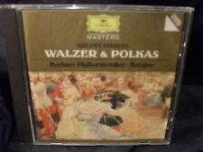 J. Strauss - Walzer & Polkas -Herbert Von Karajan & Berliner Philharmoniker