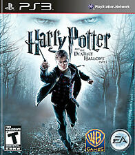 Brand New HarryPotter and the Deathly Hallows: Part 1 (Sony PlayStation 3, 2010)