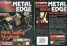 Lick Library - Metal Edge Extreme Guitar Metal Soloing
