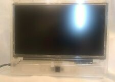 "Skyworth 13"" LED HDTV Clear Prison TV Transparent Television Monitor"