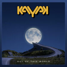 Kayak - Out Of This World (Limited Digipak) CD (7TH MAY) PRESALE