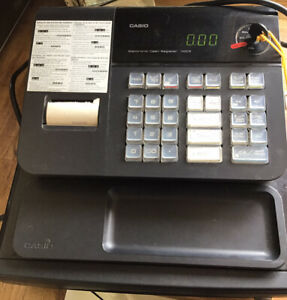 Casio SE-S10 Electronic Cash Register