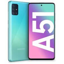 Samsung A51 Galaxy A51 4G 128GB Dual SIM blu 24 mesi garanzia Italiana