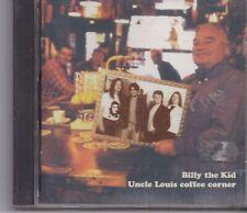 Billy The Kid-Uncle Louis Coffee Corner cd album