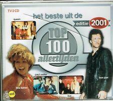 CD : Het Beste Uit De Top 100 Allertijden Editie 2001 (2 cd Box)
