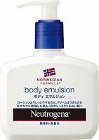 New Neutrogena Neutrogena Norwegian Formula Body Emulsion fragrance From japan