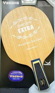 Yasaka Sweden Extra (Ch. Pen) Penhold Table Tennis  Blade