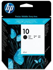 Genuine Original HP 10 Black Ink Cartridge 69ml (C4844A) | FREE 🚚 DELIVERY