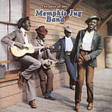 Best Of The Memphis Jug Band - Memphis Jug Band (2001, CD NIEUW)