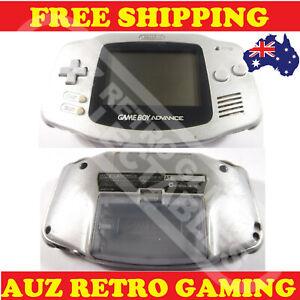 Nintendo GameBoy Advance Console Game Boy Silver