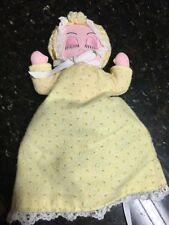 Topsy Turvy Baby Doll awake/sleeping ADORABLE!