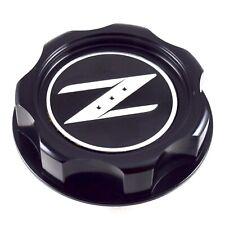 Black Z Billet Oil Cap For Nissan Infiniti Nismo JDM GTR 350z Silvia 370z 240SX