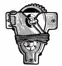 Alzacristalli manuale anteriore Fiat 127 4 porte