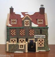 Dept 56 Dickens Village Dedlock Arms 3rd Edition #57525 NIB (Y426)