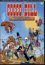 COCCO BILL: IL COCCO BELLO, IL BRUTTO, IL CATTIVO - DVD NUOVO E SIGILLATO