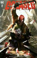 Dceased #2 Exclusive Inhyuk Lee Joker Red Hood Trade Color Zombie Variant  NM