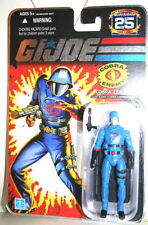 """MOC"" GI*JOE 25th Anniversary Cobra Commander in Lite Blue Uniform + Helmet 2007"