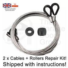 GARADOR MK3C CABLES AND ROLLER REPAIR REPLACEMENT KIT garage door spares parts