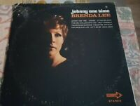 BRENDA  LEE - JOHNNY ONE TIME  LP RARE 1969 US DECCA  DL 75111 STEREO