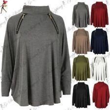 Camisas y tops de mujer de manga larga sin marca