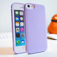 Suave Slim Piel De Silicona Gel Tpu Bumper Funda Para Iphone 6 5s 5 5c 4 4s Nuevo