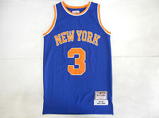 NEW YORK KNICKS STARKS HARDWOOD CLASSIC VINTAGE CANOTTA BASKET NBA JERSEY SHIRT