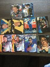 Darrell Waltrip Western Auto card lot