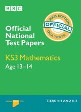 QCA National Test Papers, KS3 Maths 2005, New Books