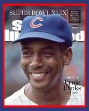 Ernie Banks Chicago Cubs MLB Fan Apparel & Souvenirs
