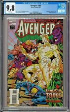 Avengers #383 CGC 9.8 White Pages Shatterstar Fantastic Four ONLY 1 ON EBAY
